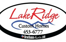lakeridge custom homes logo