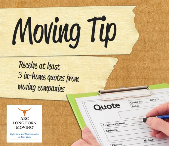 Moving Company Quotes Brilliant How To Compare Moving Quotes And Not Get Ripped Off…  Abc