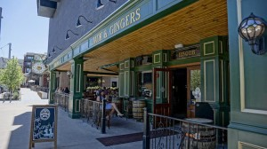 Jack & Ginger's Irish Pub was one of the first establishments to open on the booming Domain neighborhood.