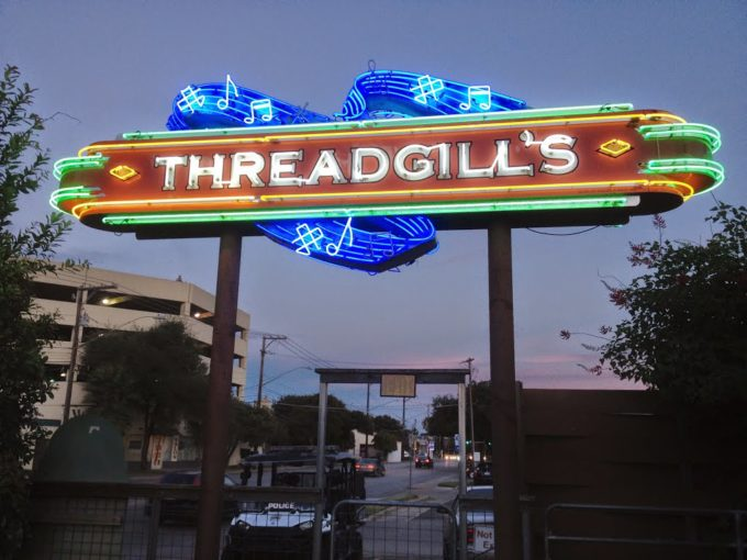 Image result for threadgill's world headquarters