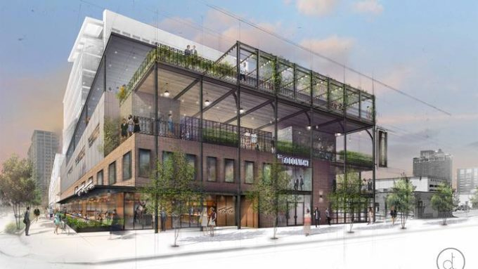 Sixth street hub to combine sushi japanese bbq cocktails bowling malvernweather Choice Image